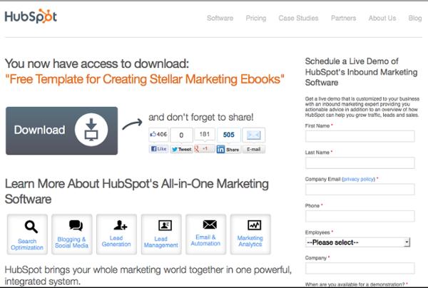 HGB Blog hubspot thank you page