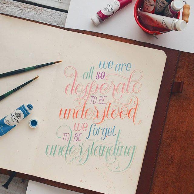hgb blog lettering