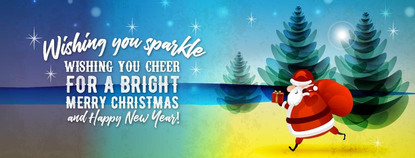 Christmas-marketing social media